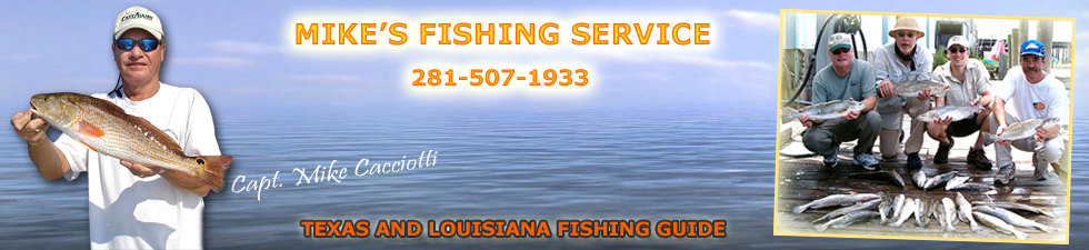 Mike's Fishing Service